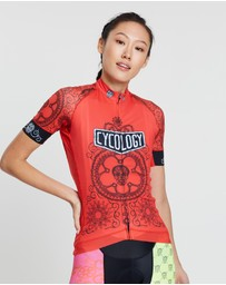 Cycology - Day of the Living Cycling Jersey