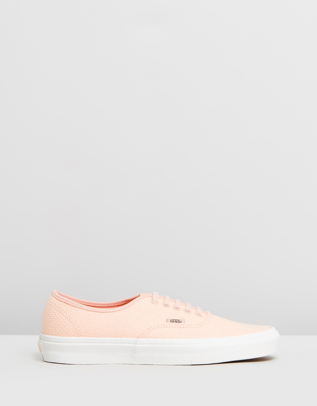 Vans - Woven Check Authentic - Women's
