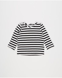 Cotton On Baby - Lenny Long Sleeve Top - Babies