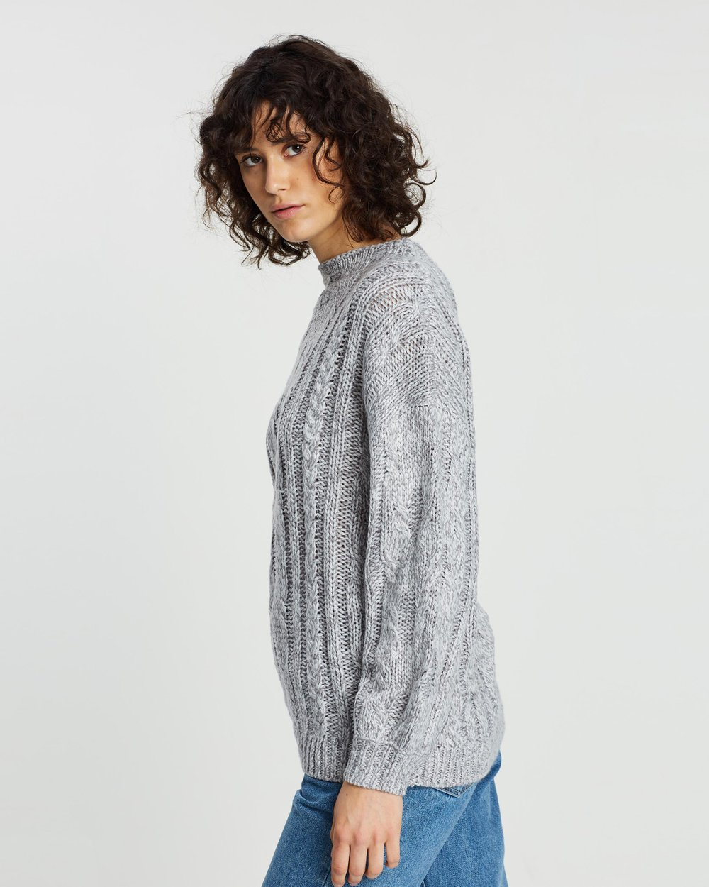 00a58e1e6525 Folklore Chunky Knit by Rusty Online | THE ICONIC | Australia