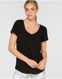 Lorna Jane - Frankie Active Short Sleeve T-Shirt