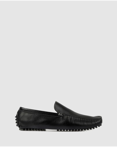 Brando Colyn Driving Shoes Preto
