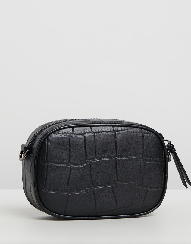 VERSUS Versace - Big Croc Crossbody Bag