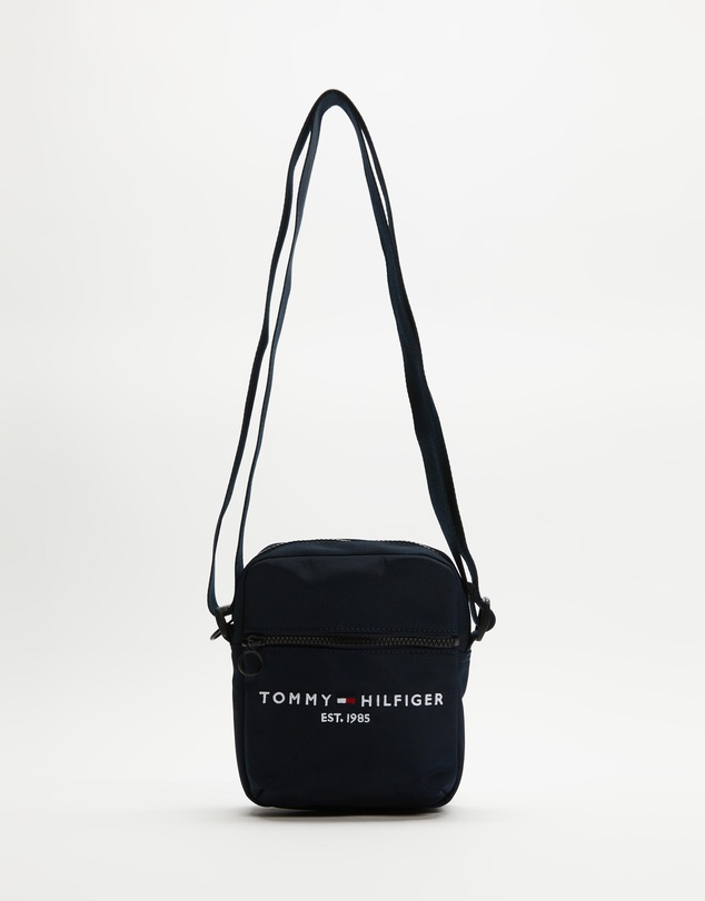 Men Established Mini Reporter Bag