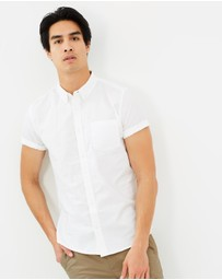 Burton Menswear - SS Oxford Shirt