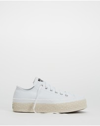 Converse - Chuck Taylor All Star Espadrille Lo - Women's