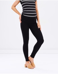Bamboo Body - Soft Bamboo Leggings