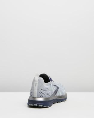 Brooks Ricochet 2   Men's - Outdoor Shoes (Grey & Navy)