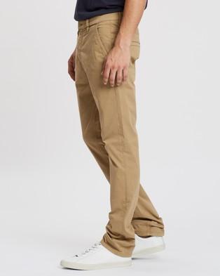 Nudie Jeans Slim Adam Chinos - Pants (Beige)