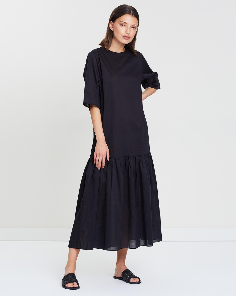 Jac + Jack Black Ansley Dress