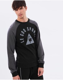Le Coq Sportif - Classic Pull Over Sweater