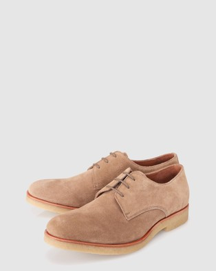 3 Wise Men The Lyndon - Dress Shoes (Sand)