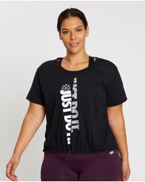 Nike - Plus Icon Clash Short Sleeve Top