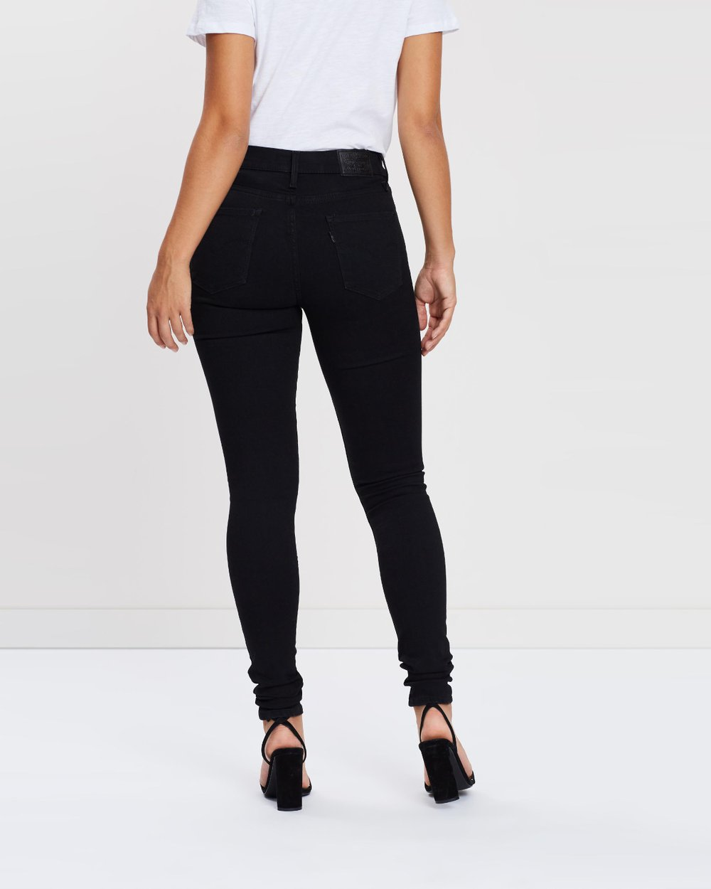 c56f7dd3061 720 High-Rise Super Skinny Jeans by Levi's Online | THE ICONIC | Australia