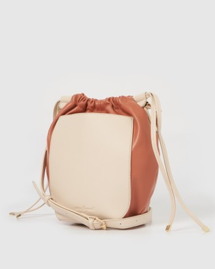Urban Originals Leaf Crossbody - Bags (Taupe)