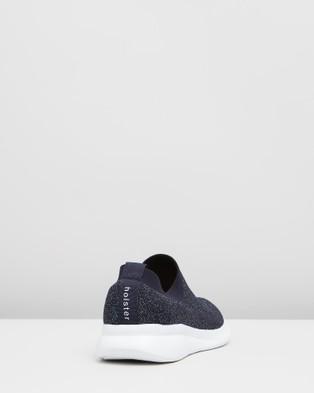 Holster Blaze - Slip-On Sneakers (Midnight Blue)