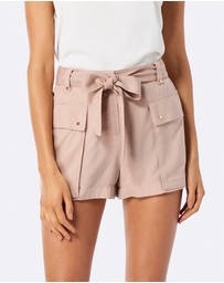 Forever New - Morgan Utility Pocket Shorts
