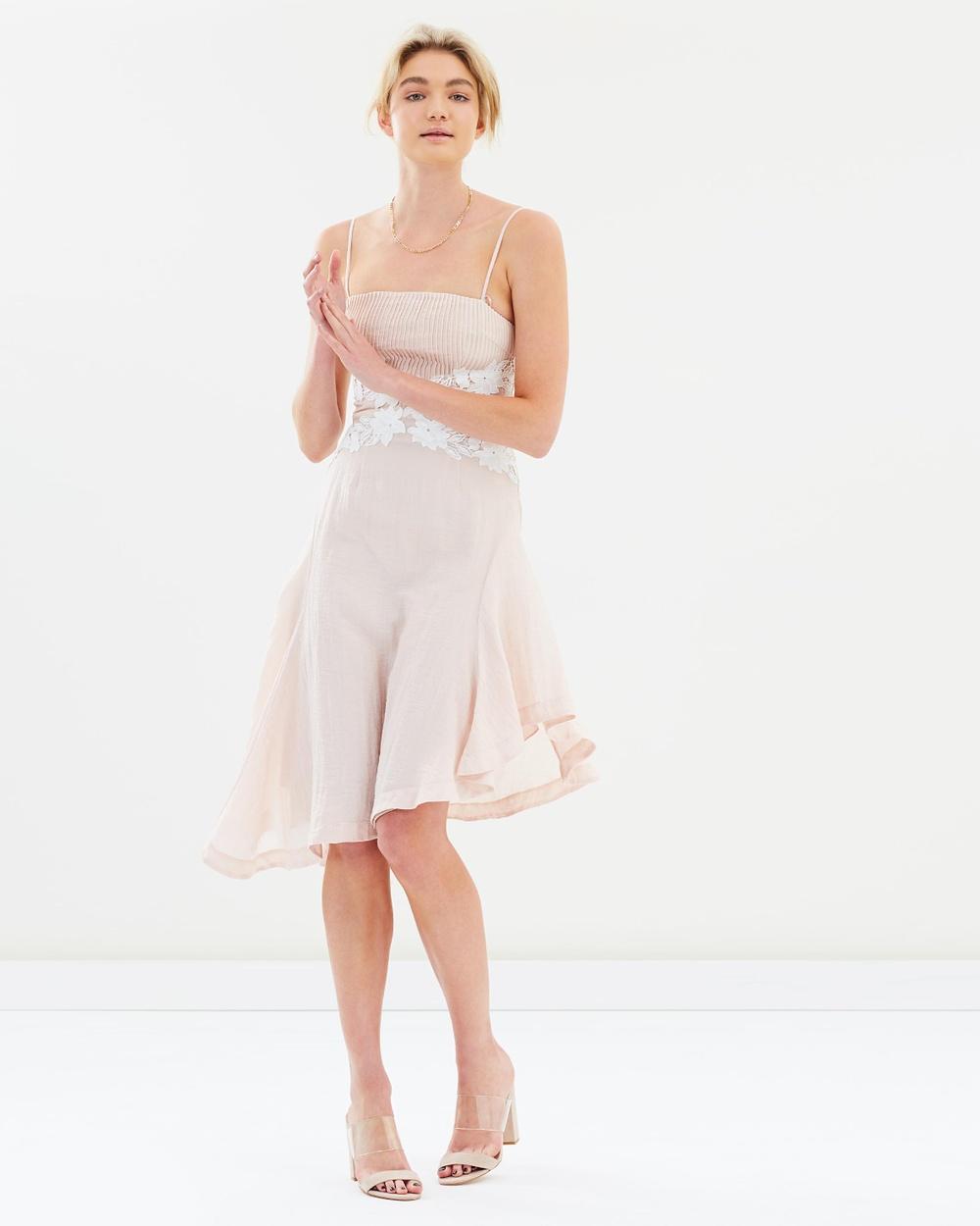 Keepsake the Label All Mine Dress Dresses Shell All Mine Dress