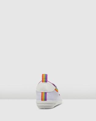 Volley Pride Heritage Low - Low Top Sneakers (Rainbow)