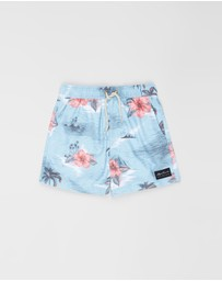 Rip Curl - Dreamers Volley Boardshorts - Teens
