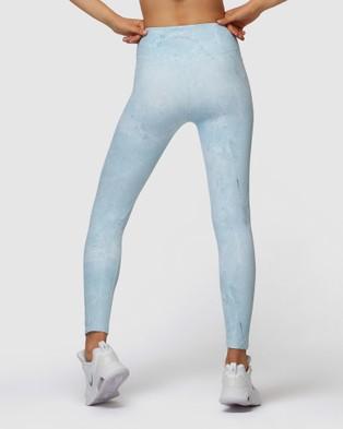 L'urv Soul Stone Leggings - Compression (Blue)