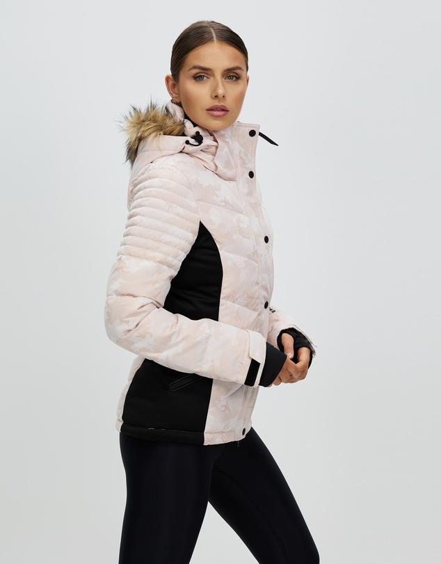 Women Snow Luxe Puffer