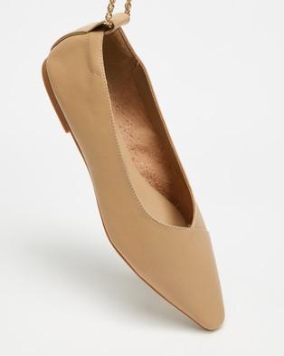 Senso Aubree II - Ballet Flats (Butterscotch)