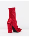 SPURR - Lyta Sock Ankle Boots