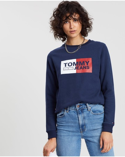 8ab9148e Tommy Jeans | Buy Tommy Jeans Online Australia - THE ICONIC