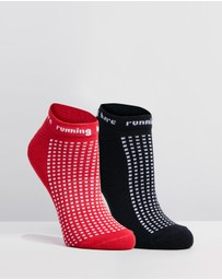 Running Bare - Meghan Socks 2-Pack