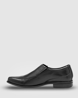 Ascent College - Dress Shoes (Black)