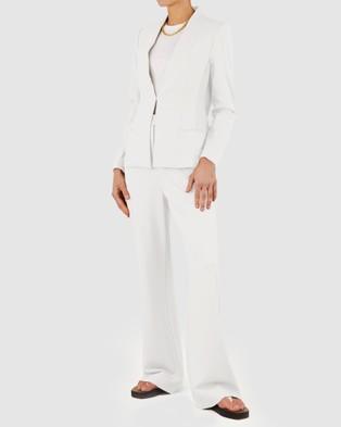 Amelius Nahla Jacket - Blazers (White)