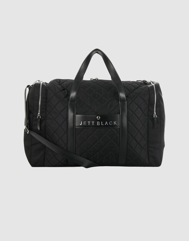 JETT BLACK - The London Duffle Bag