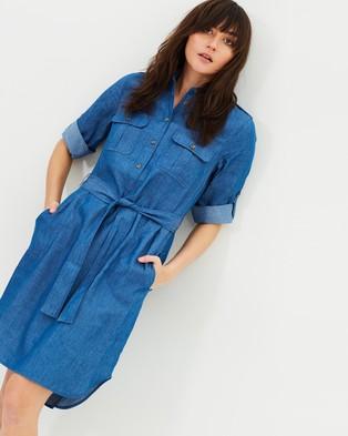 R.M. Williams – Brigalow Grazier Shirt Dress