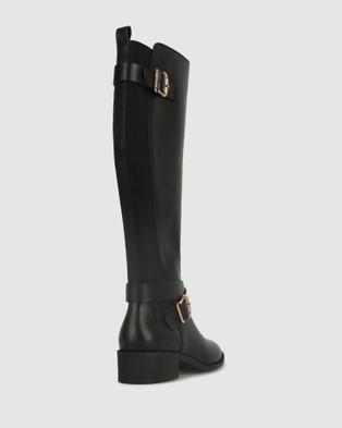 Betts - Defend Knee High Boots Knee-High (Black)