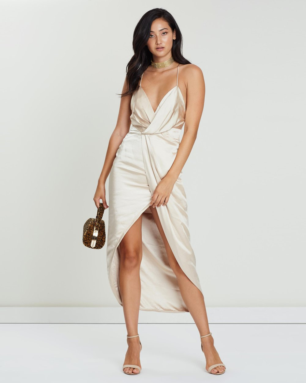f3dcf02d7 The Jami Dress by Fame & Partners Online   THE ICONIC   Australia