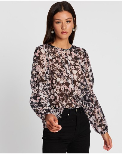 Wish The Label - Spell Bound Blouse