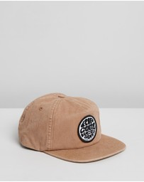 Rip Curl - Washed Wetty Snapback - Kids-Teens