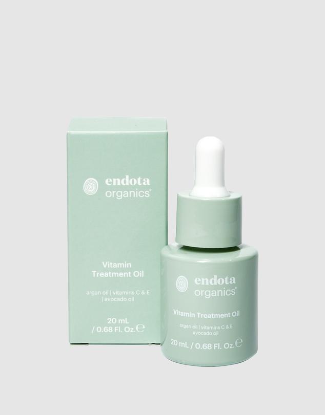 Life Organics - Vitamin Treatment Oil