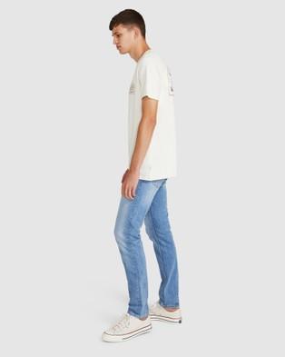 Arvust Open Road T Shirt - Short Sleeve T-Shirts (OFF WHIT)