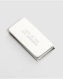 Paul Smith - Quote Money Clip
