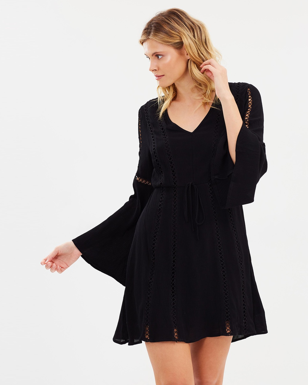 Sass Lovers Lace Dress Dresses Black Lovers Lace Dress