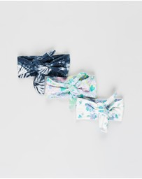 Cotton On Baby - 3-Pack Tie Headband - Babies