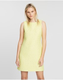 Alice & Olivia - Clyde A-Line Shift Dress