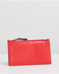 WANT Les Essentiels - Adana Zipped Cardholder