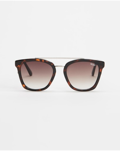 Quay Australia Sweet Dreams Tort & Brown Fade Lens