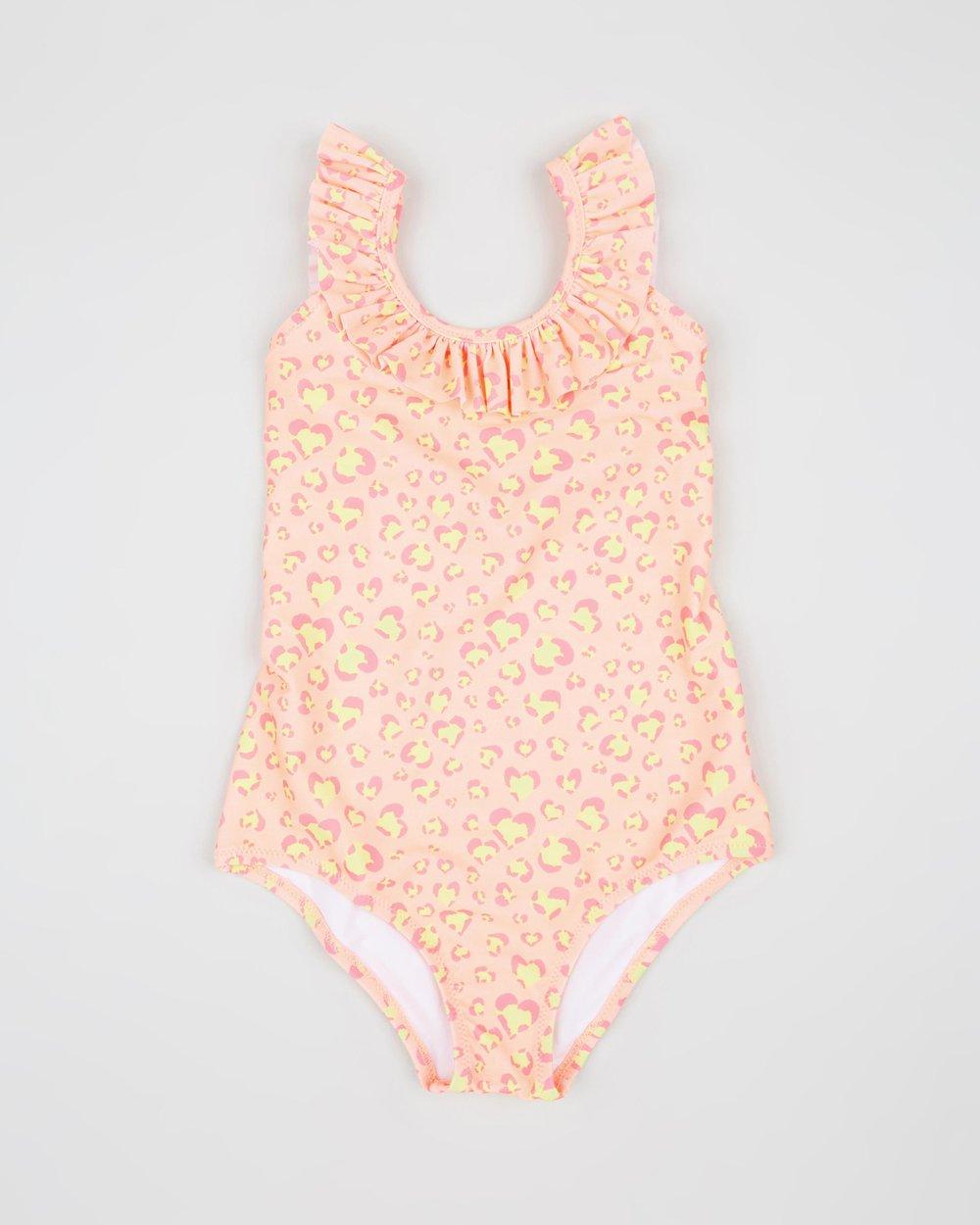 288d139194 Frill Scoop Swimsuit - Kids by Sunuva Online | THE ICONIC | Australia