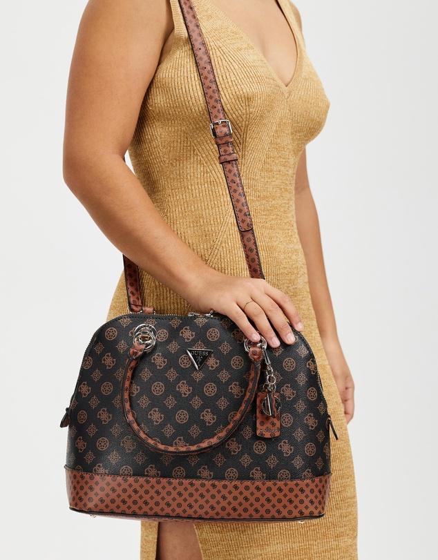 Women Cessily Dome Satchel Bag