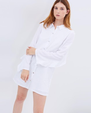 Staple the Label – Showtime Shirt Dress Array