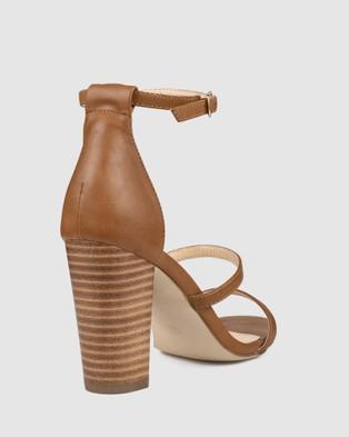 Verali - Cabana - Heels (Brown) Cabana